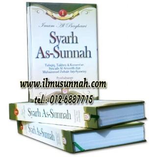 Syarh as-Sunnah karya Imam al-Baghawi (Jilid 1)