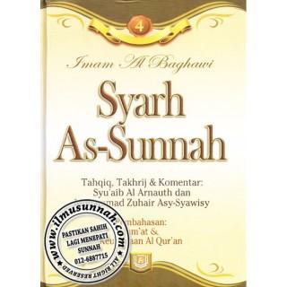Syarh as-Sunnah karya Imam al-Baghawi (Jilid 4)