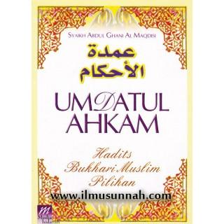 Umdatul Ahkam (Soft Cover, Edisi Poket)