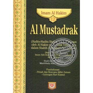 Al-Mustadrak Karya Al-Hakim Jilid 12 (Hadis-hadis akhir Zaman)