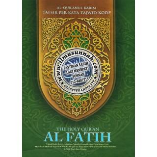 Al-Qur'an Terjemahan Per Kata Bertajwid Al-Fatih Saiz 21.6cmx15.1cm (Cover Hijau)