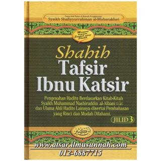 Jilid 3 - Shahih Tafsir Ibnu Katsir (Surah Al-Maa'idah - Al-Ar'raaf)