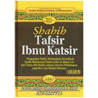 Jilid 5 - Shahih Tafsir Ibnu Katsir (Surah Ibrahim - Thoha)