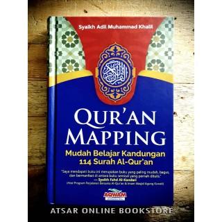 Qur'an Mapping, Mudah Belajar Kandungan 114 Surah Al-Qur'an