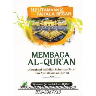 Keutamaan & Pahala Besar Membaca Al-Qur'an (Buku Poket)