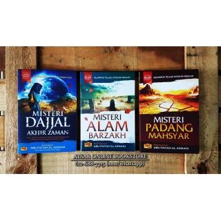 Kompilasi 3 Buku Misteri (Dajjal, Barzakh, dan Mahsyar!)