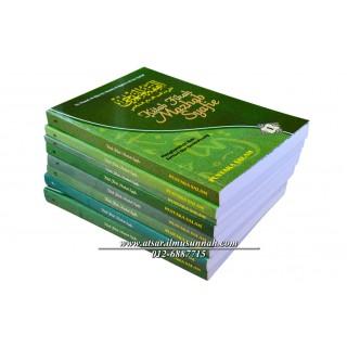 Al-Fiqh Al-Manhaji - Kitab Fikah Mazhab Syafie (Lengkap Jilid 1-8)