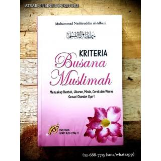 Kriteria Busana Muslimah