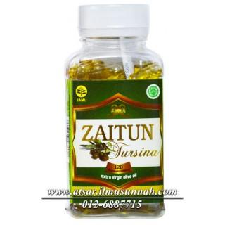 Zaitun Tursina Extra Virgin Olive Oil 120 Kapsul