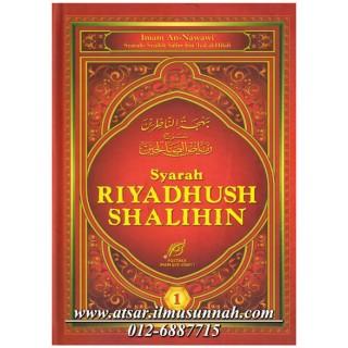 Syarah Riyadhush Shalihin oleh Syaikh Salim Al-Hilali (Jilid 1/5)
