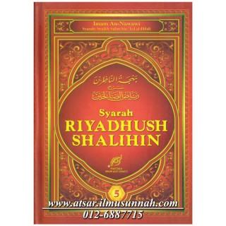Syarah Riyadhush Shalihin oleh Syaikh Salim Al-Hilali (Jilid 5/5)