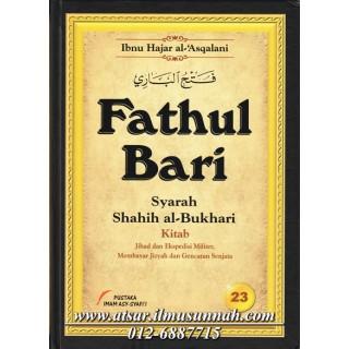 Fathul Bari Syarah Shahih Al-Bukhari Jilid 23 [Jihad Dan Ekspedisi Militer, Membayar Jizyah Dan Gencatan Senjata]