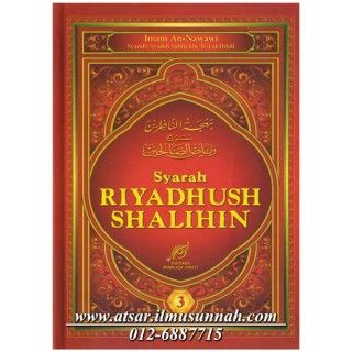 Syarah Riyadhush Shalihin oleh Syaikh Salim Al-Hilali (Jilid 3/5)